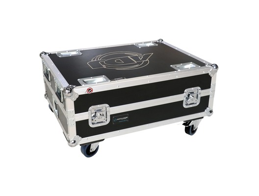 American DJ Touring/Charging Case for 6x Element Par