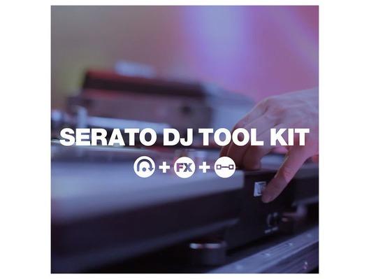 Serato DJ Tool Kit (Expansion Pack)