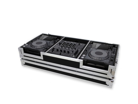 "Gorilla GC-CDJ12 Pioneer CDJ2000  & 12"" Mixer Coffin Flight Case"