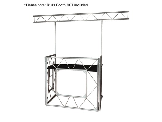 Equinox Truss Booth Overhead Lighting Kit