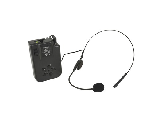 QTX Wireless Headset Microphone for Busker, Quest & PAL 174.1 MHz