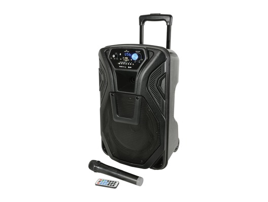 QTX Busker 10U Portable PA Speaker