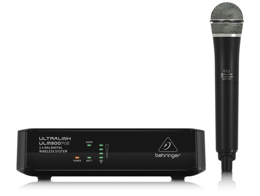 Behringer Ultralink ULM300MIC Wireless Microphone System