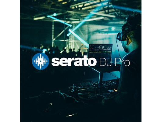 Serato DJ Pro Software (Full Version)