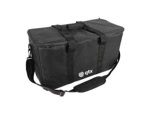 QTX 4-Way Par Can Padded Carry Bag