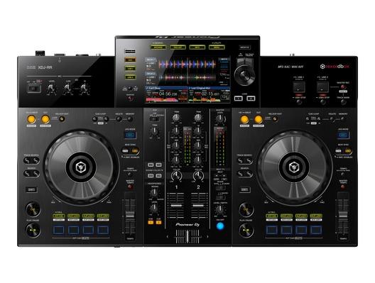 Pioneer DJ XDJ-RR 2-Channel Stand Alone RekordBox DJ Controller System
