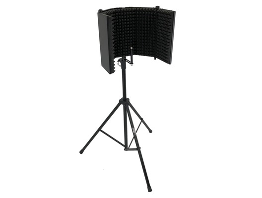 Gorilla Complete Studio Mic Shield Foam Reflection Stand