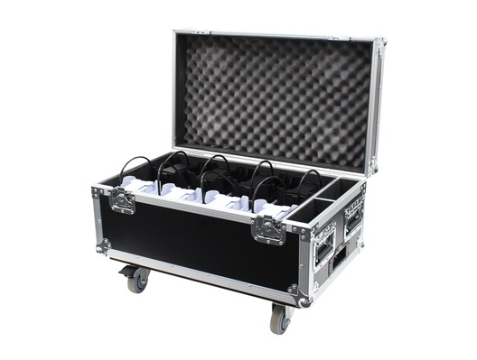 LEDJ Rapid QB1 IP Charge Flight Case
