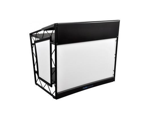 LiteConsole XPRS Black DJ Booth