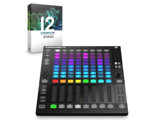 Maschine Jam with Komplete 12 Upgrade Software