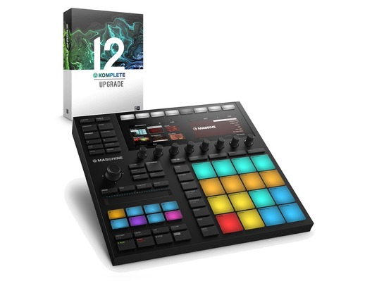 Native Instruments Maschine MK3 and Komplete 12 Upgrade