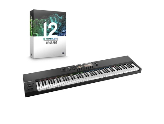 Native Instruments Kontrol S88 MK2 and Komplete 12