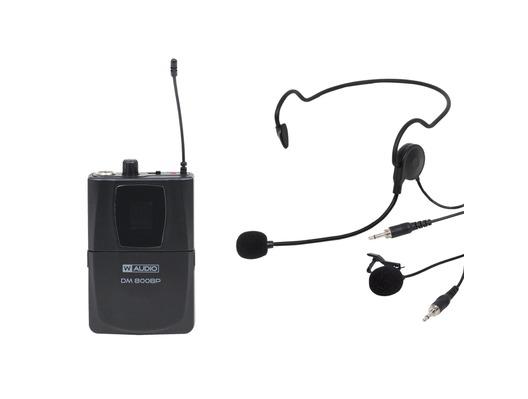 W Audio DM 800BP Add On Beltpack Kit