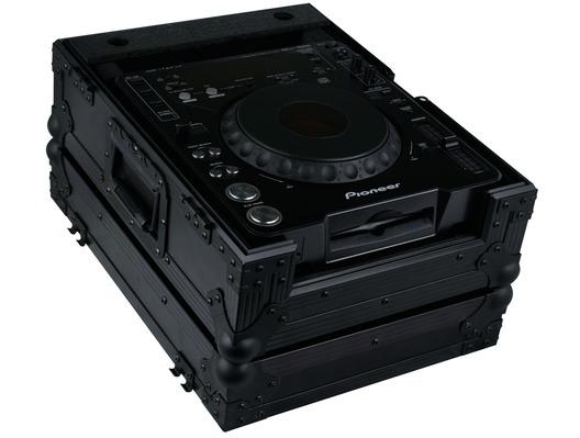 Total Impact TIP Flight case for CDJ2000 (Stealth Black)