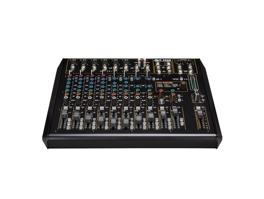 RCF F 12XR 12-Channel Mixer with Multi-FX