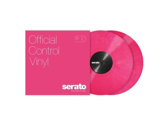 "12"" Serato Standard Colors (Pair) Pink"
