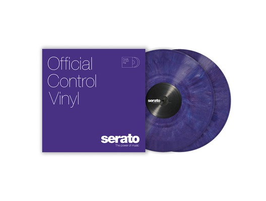 "12"" Serato Standard Colors (Pair) Purple"