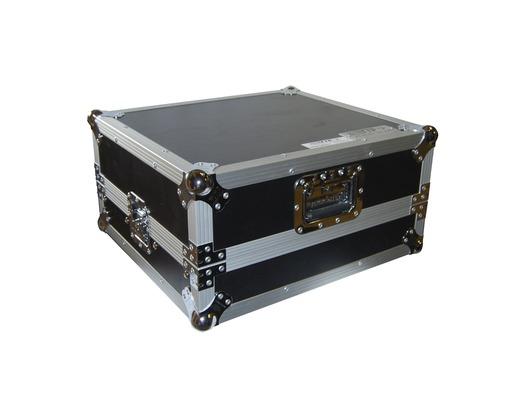 "TIP Total Impact 10U/19"" Mixer Case Inc Laptop Stand"