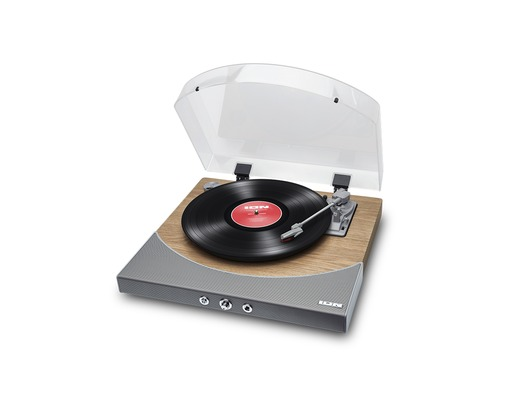Ion Premier LP Natural Turntable