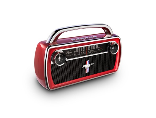 Ion Mustang Stereo Wireless Speaker