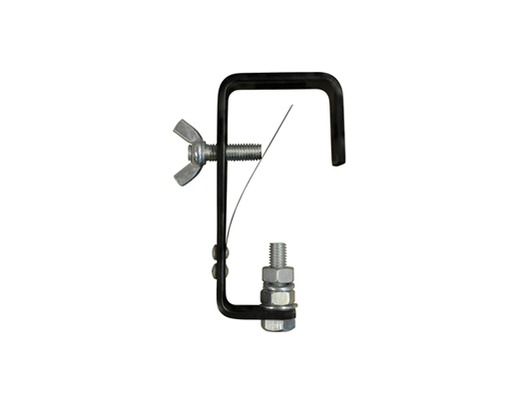Heavy Duty 50 mm G Clamp With Tube Protection Plate