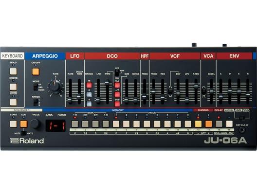 Roland JU-06A Portable Synthesizer
