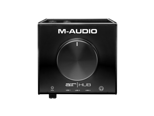 M-Audio AIR Hub USB Monitoring Interface