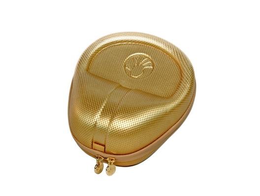 Slappa Full Size Headphone Case Hardbody PRO Gold
