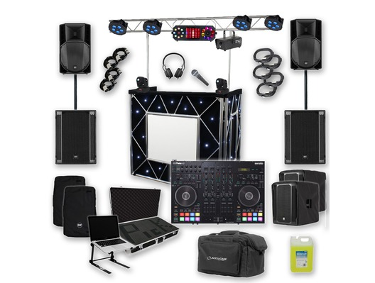 The Ultimate Extreme DJ Performance Bundle