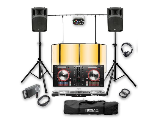The Ultimate Beginner DJ Performance Bundle