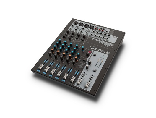 LD Systems VIBZ 8 DC 8-Channel Mixing Desk