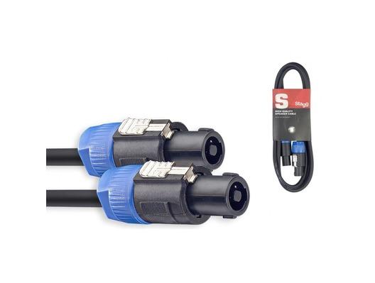STAGG SSP2SS15 Cable Speakon To Speakon Speaker 2M Lead