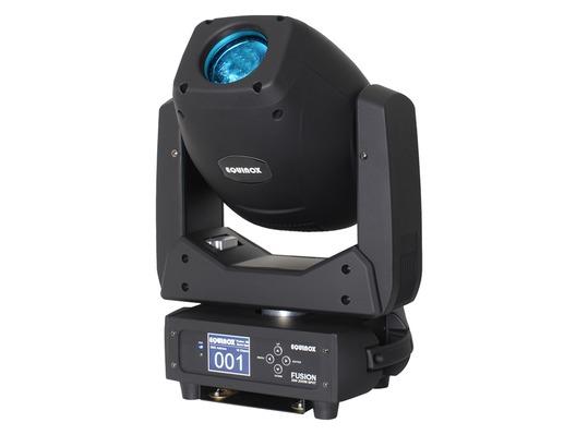 Equinox Fusion 200 Zoom Spot Moving Head Gobo