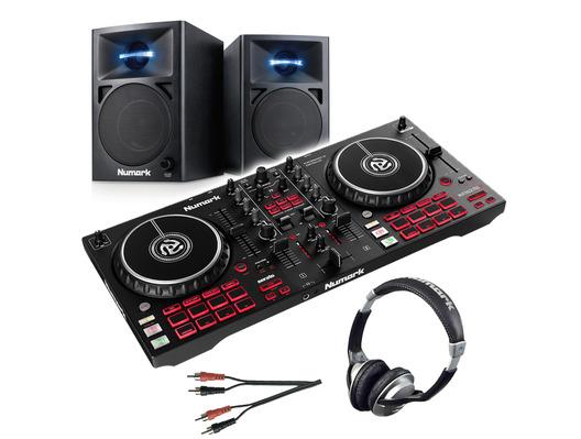 Numark Mixtrack Pro FX inc N-Wave 360 Monitors & Headphones