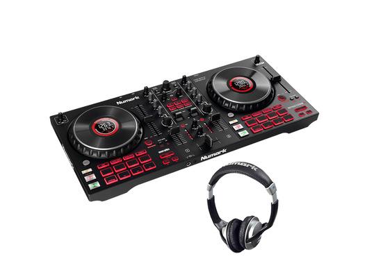 Numark Mixtrack Platinum FX inc Headphones Bundle