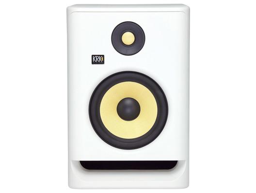 KRK RP7 G4 Studio Monitor White Noise