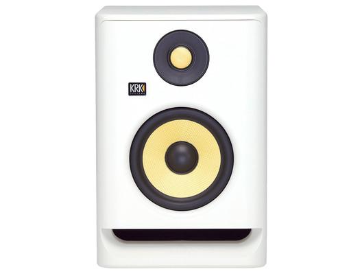 """KRK RP8 G4 8"""" Studio Monitor White Noise"""