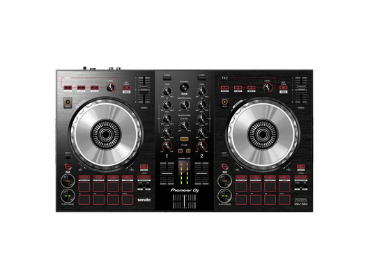 Pioneer DJ DDJ-SB3 2-Channel USB Powered Serato DJ Controller