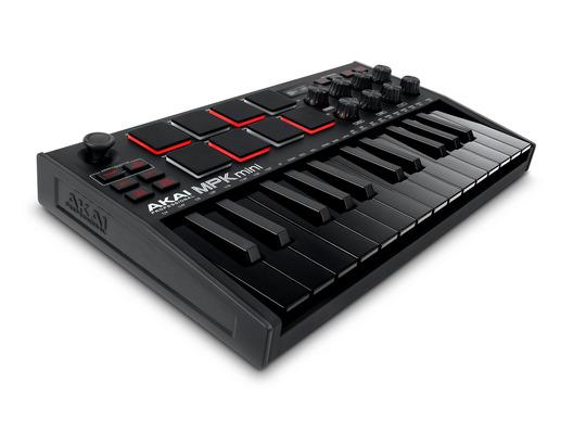 Akai MPK Mini 3 MIDI Keyboard Black