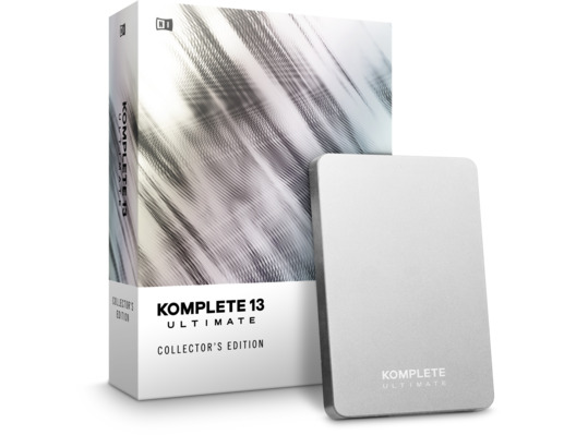 Native Instruments Komplete 13 Ultimate Collectors Edition UPD