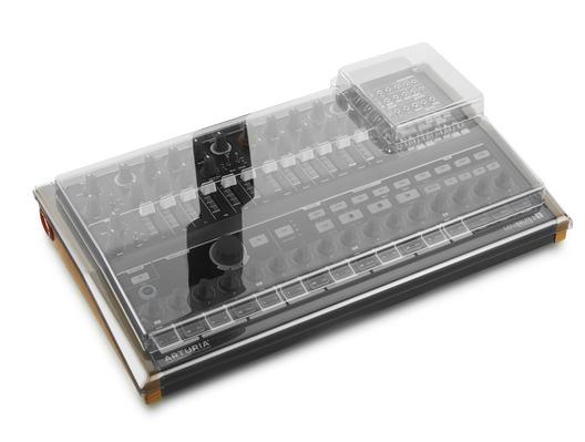 Decksaver Arturia Minibrute 2S Synthesizer Cover