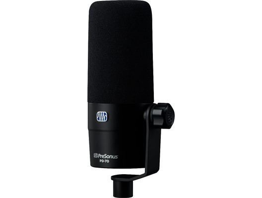 PreSonus PD-70 Broadcast Microphone