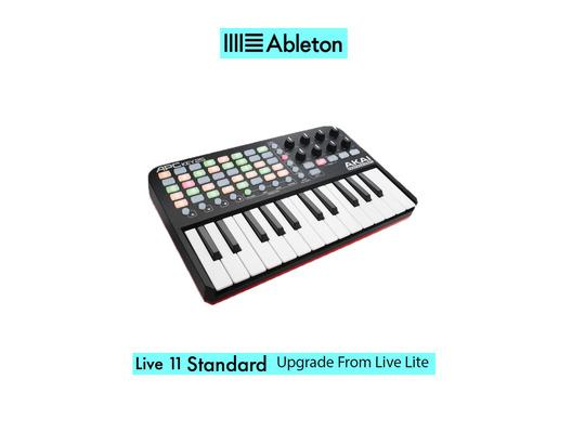 Akai Professional APC Key 25 w/ Live 11 Standard UPG from Live Lite