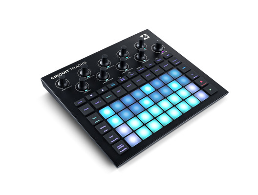 Novation Circuit Tracks All-In-One Studio