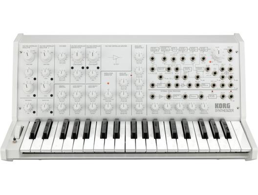 Korg MS-20 FS Monophonic Analogue Synthesizer White