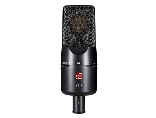 sE Electronics X1 S Large Diaphragm Condenser Microphone