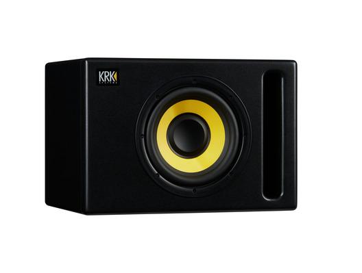 "KRK S8.4 8"" Powered Studio Subwoofer"